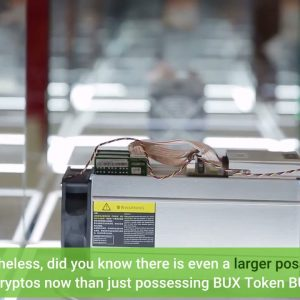 What is BUX Token BUX ? Is it Worth It? Review inside