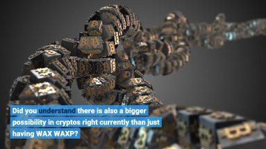 What is WAX WAXP ? Is it Worth It? Review inside