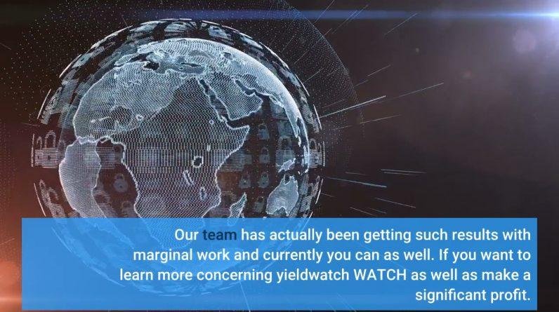 What is yieldwatch WATCH ? Is it Worth It? Review inside